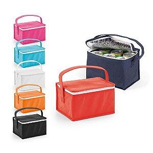 Bolsa térmica Non-woven: 80 g/m² Capacidade até 3 litros Food grade