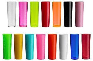 NP - Copo Long Drink Slim 270ml em PS cristal