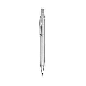 LA0046 - Lapiseira metálica retrátil escrita 0,5