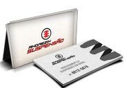 Cartão Visita Off-Set - CR41500 - 500 Unid - Reciclato - 250g - 4x1