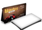 Cartão Visita Off-Set - SP40500 - 500 Unid - Supremo - 250g - 4x0