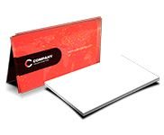 Cartão Visita Off-Set - CLFO250 - 250 Unid - Couche Brilho - 275g - Lam Holográfica - 4x0