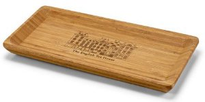 SP 93861 - Travessa Bambu. Incluso caixa de cartão. Food grade. 255 x 130 x 18 mm | Caixa: 260 x 134 x 26 mm