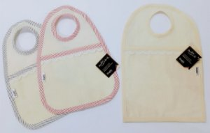 Lixeirinha p/ Carro  - 100% algodão Cru