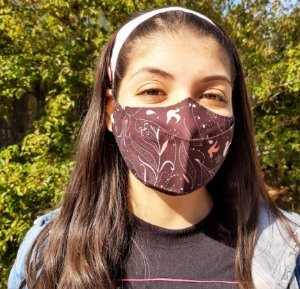Máscara de Proteção 3D Sublimática