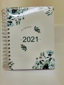 Planner 2021 - Folhas
