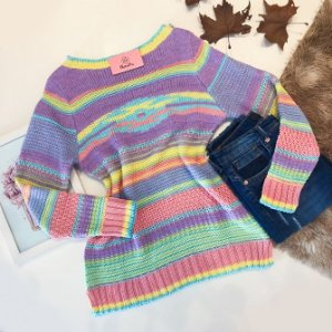 Tricot Candy Color
