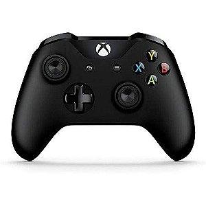 Controle Sem Fio - Preto - Xbox One