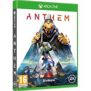 Pré venda Jogo Anthem - Xbox One