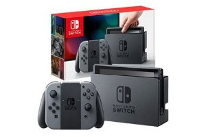 Console Nintendo Switch Cinza 32GB