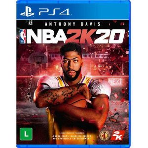 Game - NBA 2k20 - PS4