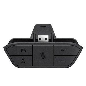 Adaptador Para Headset Microsoft - Xbox One ( SEM CAIXA)