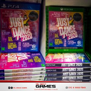 Game Just Dance 2020 - PS4-one
