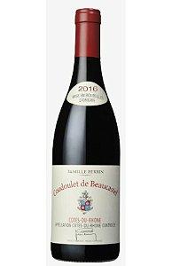 """Chateau Beaucastel  Côtes-du-Rhône """"Coudoulet de Beaucastel"""" Rouge 2017"""