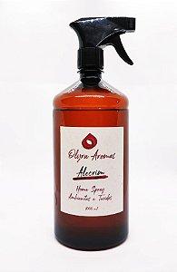 Aromatizador Alecrim - 1000 ml - Ambientes e Tecidos