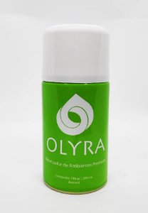 Refil Aerosol Olyra - Bambu