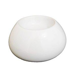Difusor Eletrico de Porcelana Bivolt - 100ml - Branco