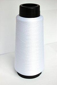 Fio texturizado 100g - cor 0069 - Branco Alvejado