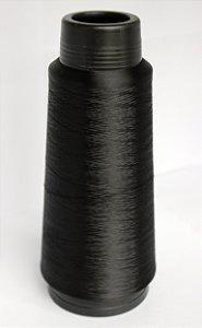 Fio texturizado 100g - cor 0002 - Preto