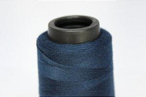 Kit com 10 unidades linha 120 2000 jardas - azul marinho