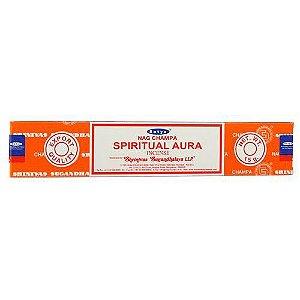 Incenso Satya Nag Champa Spiritual Aura