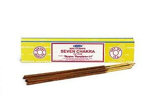 Incenso Massala Satya Seven Chakra