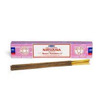Incenso Nirvana Satya Nag Champa