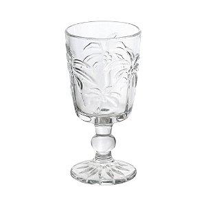 Jogo 6 Taças para Água de Vidro Palm Transparente 310ml 7363
