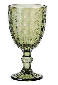 Jogo 6 Taças para Água Roman Verde 345ml 28786