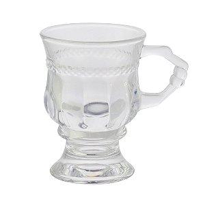 Taça Avulsa Capuccino com Alça e Pé Diamante 142ml 7760