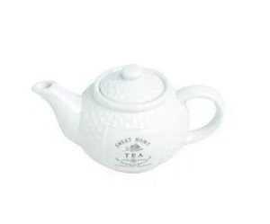 Bule de Cerâmica para Chá Sweet Home 1,1 Litro Bon Gourmet 27448