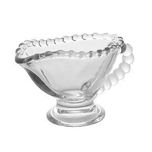 Mini Molheira Cristal de Chumbo Pearl Bolinhas Transparente  40ml 28388