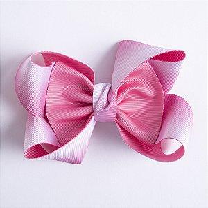 Laço Arco íris Degrade Rosa