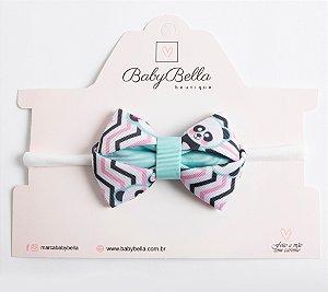 Faixa Papoula Panda Tiffany