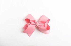 Laço Boutique Fun Liso Rosa Chiclete