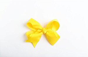 Laço Boutique Fun Liso Amarelo