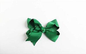Laço Boutique Fun Liso Verde Bandeira