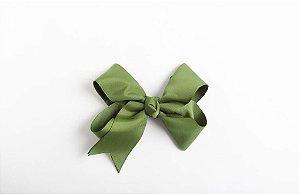 Laço Boutique Fun Liso Verde Militar
