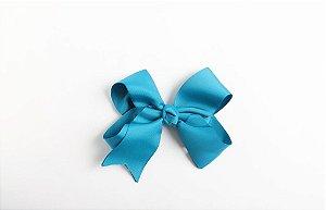 Laço Boutique Fun Liso Azul Turquesa
