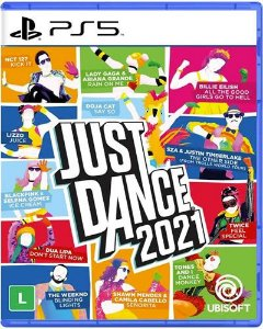 Game Just Dance 2021 - PS5