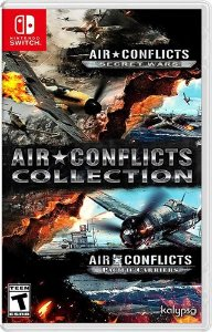 Game Air Conflicts Collection - Switch
