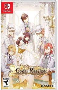 Game Code Realize Future Blessings - Switch