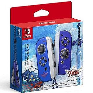 Controle Joy-Con (L-R) The Legend of Zelda Skyward Sword - Switch