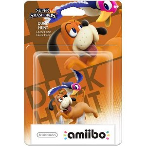 Amiibo Duck Hunt Super Smash Bros Series - Nintendo