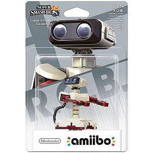 Amiibo R.O.B Famicom Colours Super Smash Bros Series - Nintendo