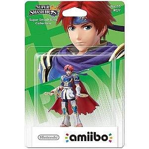 Amiibo Roy Super Smash Bros Series - Nintendo