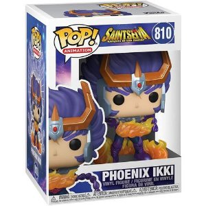 Pop! Cavaleiros do Zodiaco Phoenix Ikki - Funko