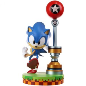Figure Sonic The Hedgehog - First4Figures