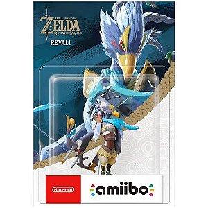 Amiibo Revali The Legend of Zelda Breath of The Wild - Nintendo