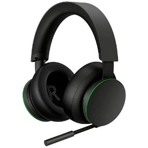 Headset Gamer Sem Fio Xbox Series X/S Bluetooth, Dolby Atmos e DTS - Microsoft